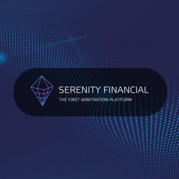 HTML5 баннердля«serenity-financial.io»
