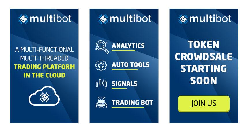 Html5 баннер для «multibot.io»