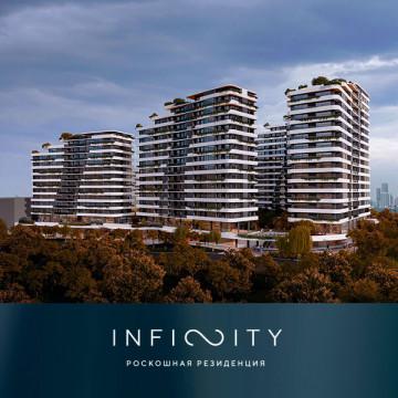 HTML5 баннер ЖК «Infinity»